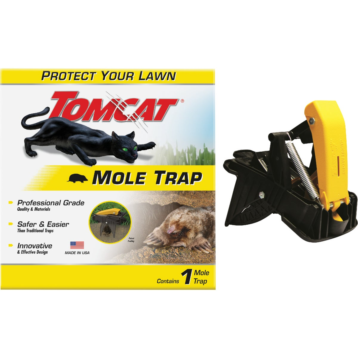 TOMCAT MOLE TRAP - BL34150 by Motomco Ltd