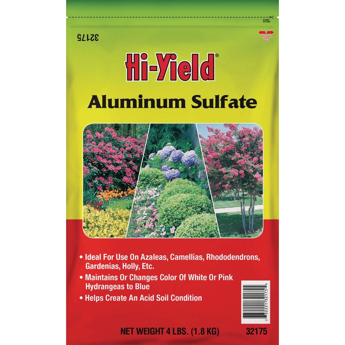 4LB ALUMINUM SULFATE - 32175 by Vpg Fertilome