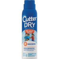 Cutter Dry Insect Repellent, HG-96058