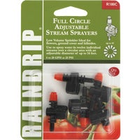 Raindrip FULL ADJ STREAM SPRAYER R180CT