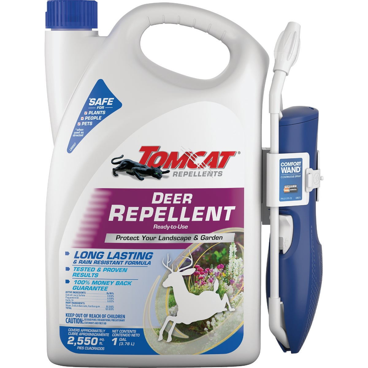 Tomcat Deer & Rabbit Repellent, 491110