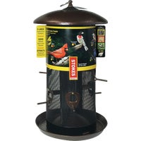 Stokes Select Giant Combination Seed Bird Feeder, 38113