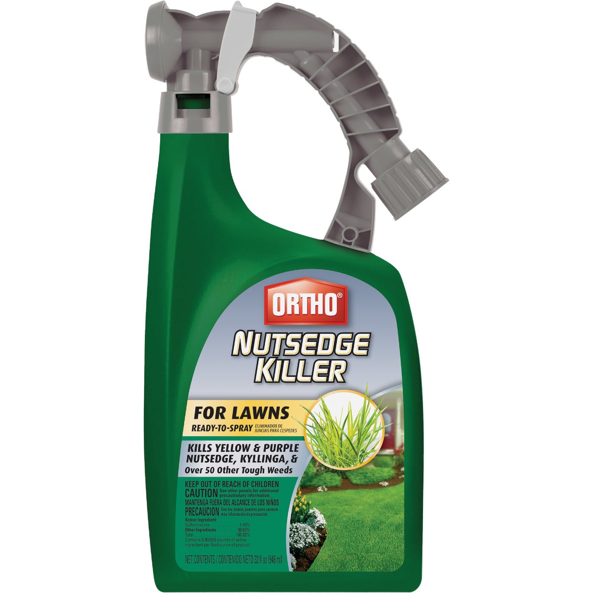 32OZ RTS NUTSEDGE KILLER - 9901910 by Scotts Company