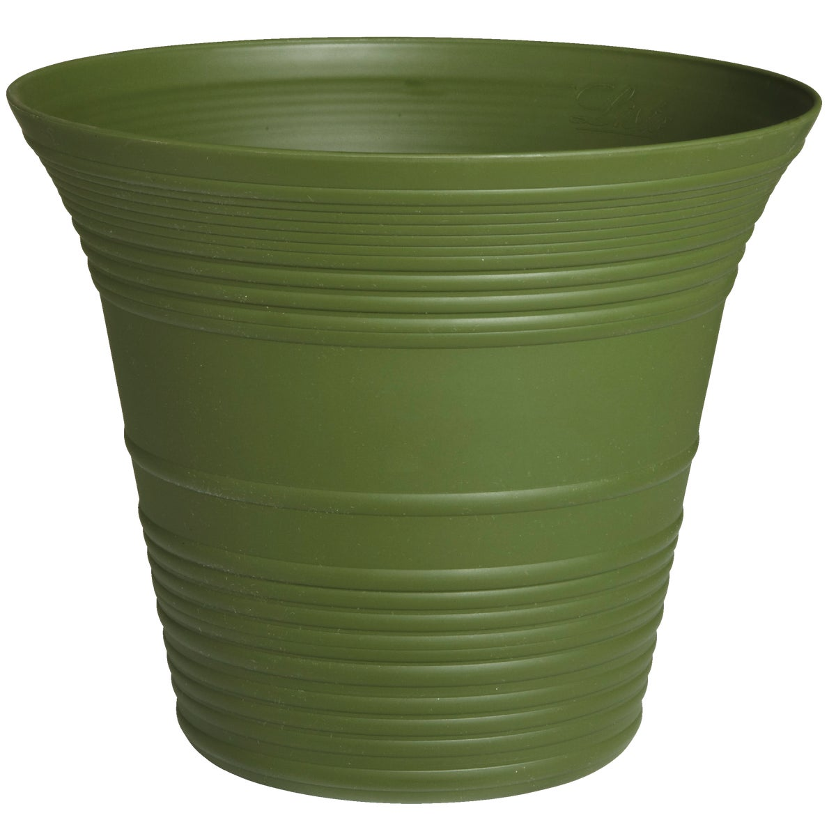 "12"" GREEN SEDONA PLNTER - SEA12001BB3 by Myers Industries Inc"
