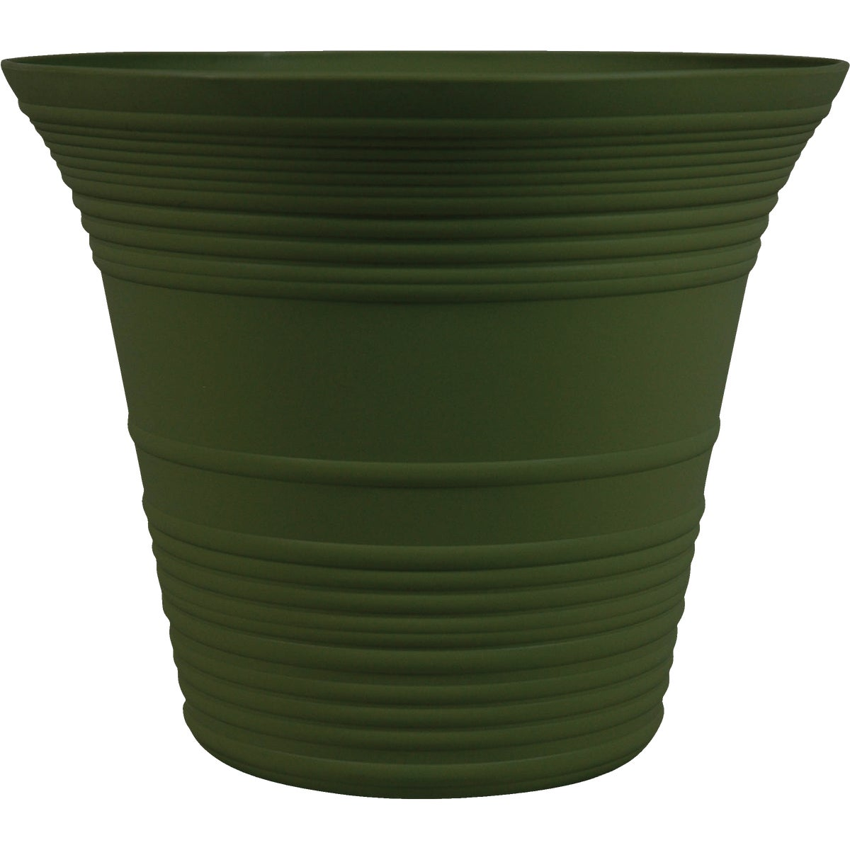 "9"" GREEN SEDONA PLNTER - SEA09001BB3 by Myers Industries Inc"