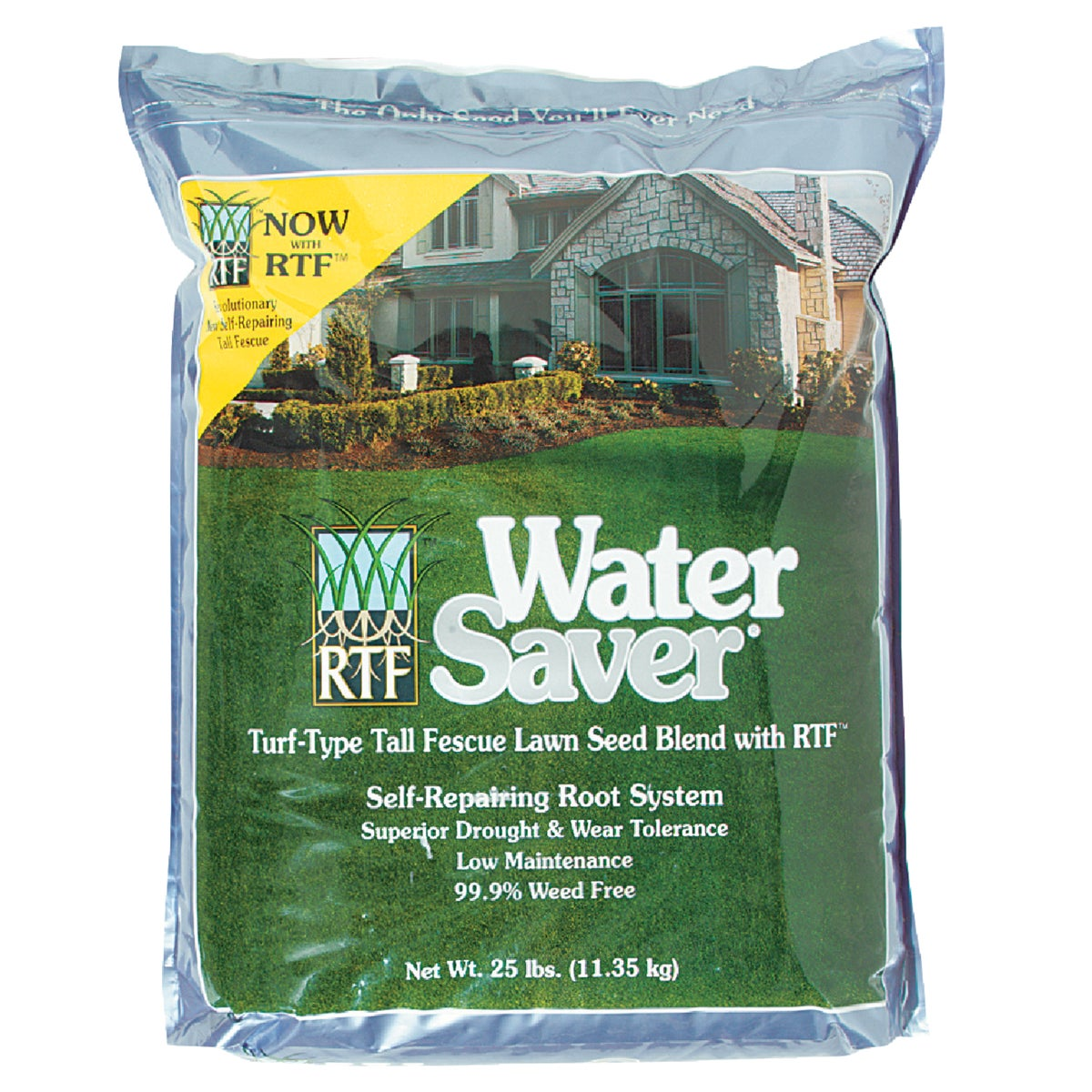 25LB WATER SAVER SEED - 11625 by Barenbrug U S A