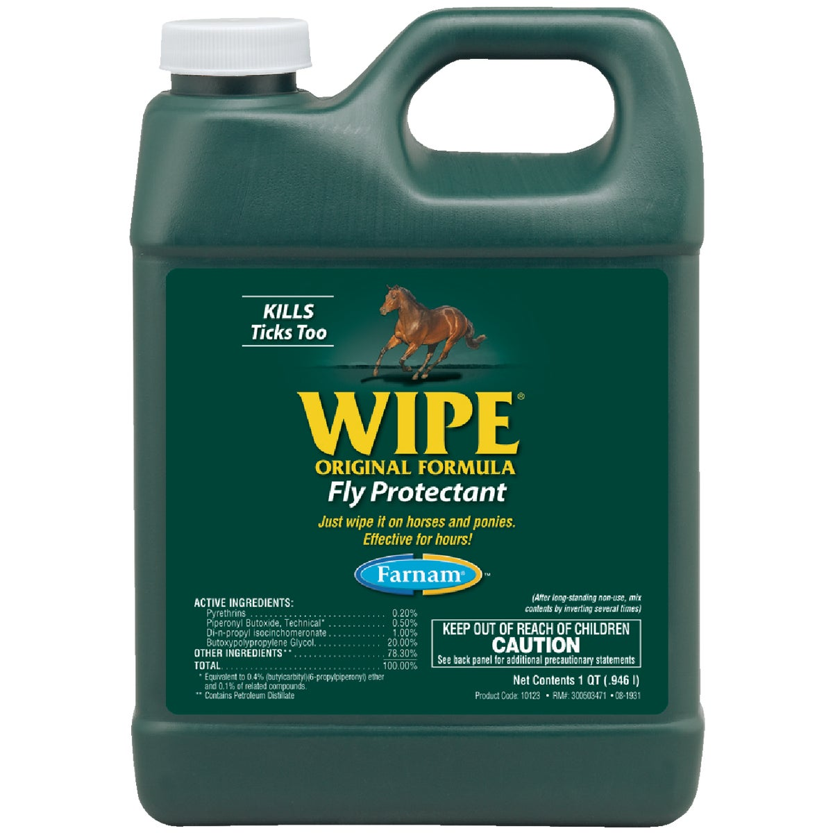 EQUINE FLY SPRAY - 10123 by Farnam Central Life