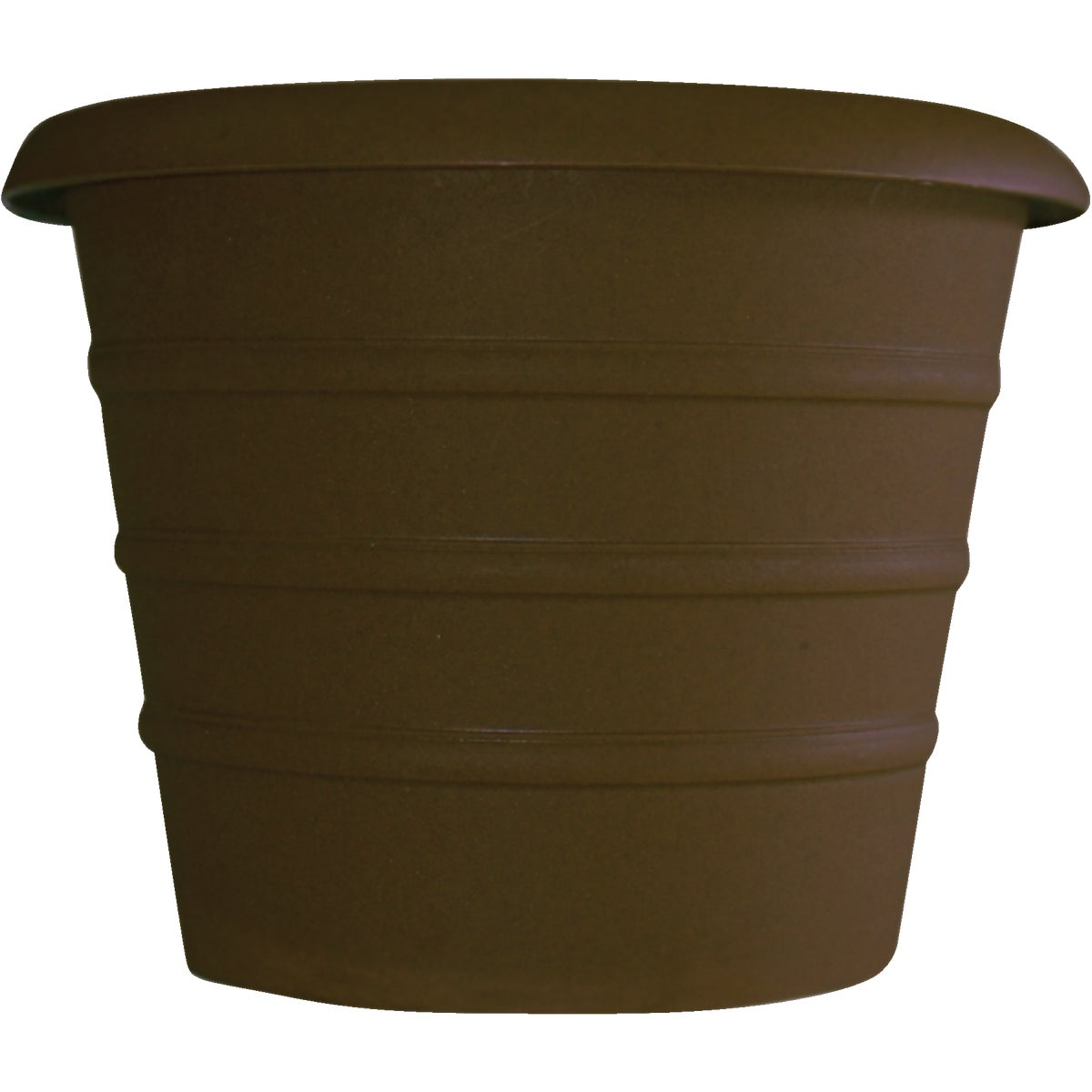 "6"" CHOC SELF WATER POT"