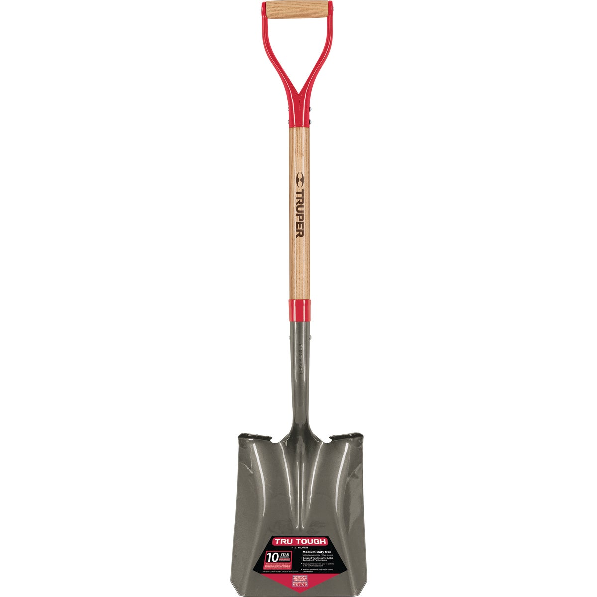 D-Handle Sq Pt Shovel