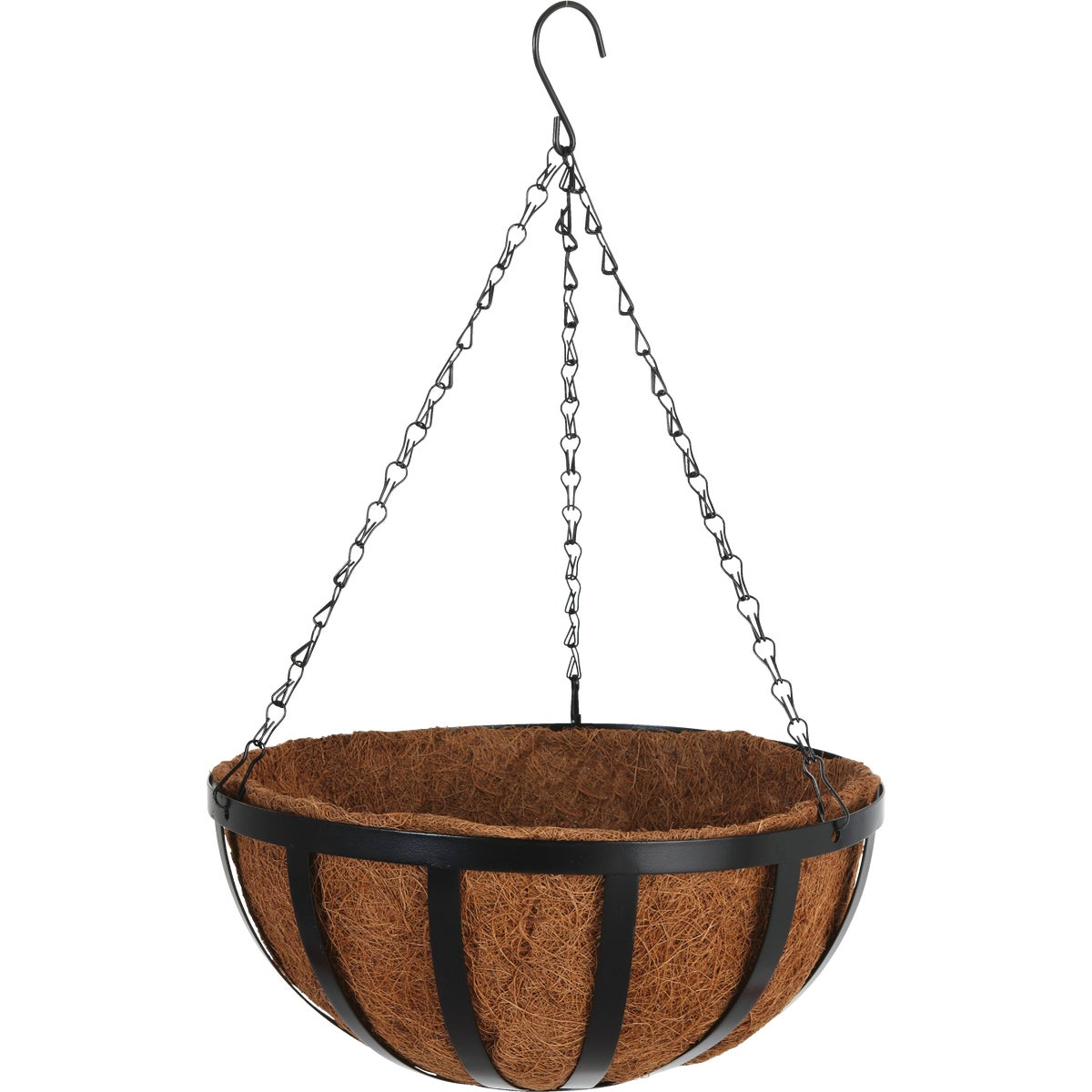 "12""CNTRBY HANGING BASKET - HBCB12-B by Woodstream Corp"