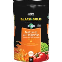 Black Gold Natural & Organic Potting Soil, 1402040.Q16U
