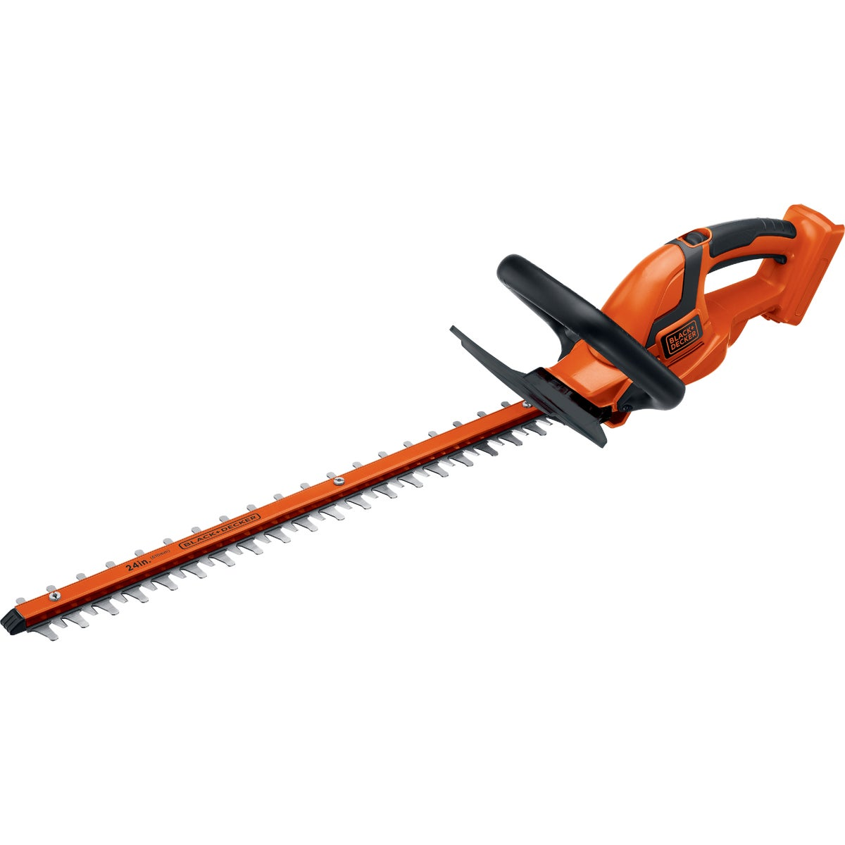 Black & Decker 40V MAX 24 In. Cordless Hedge Trimmer, LHT2436
