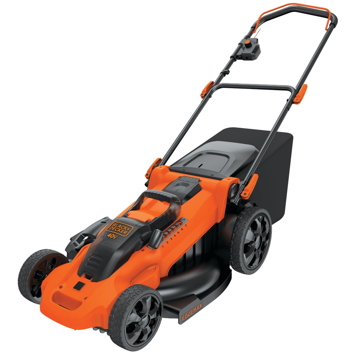 "36V 19"" CORDLESS MOWER - SPCM1936 by Black & Decker"