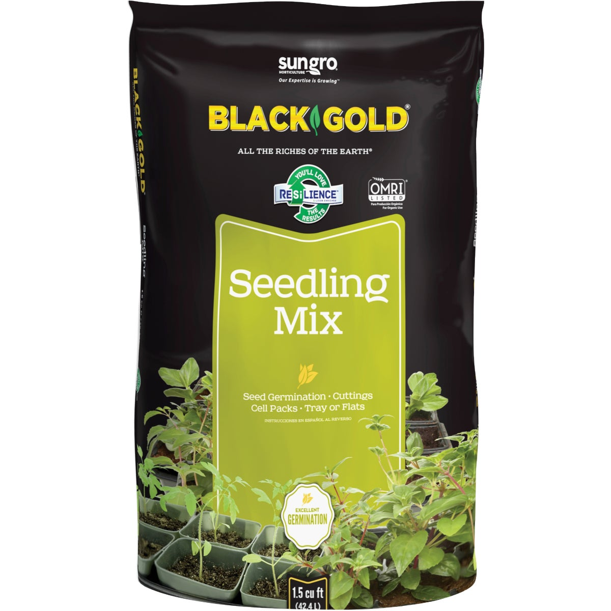 1.5CF BG SEEDLING SOIL