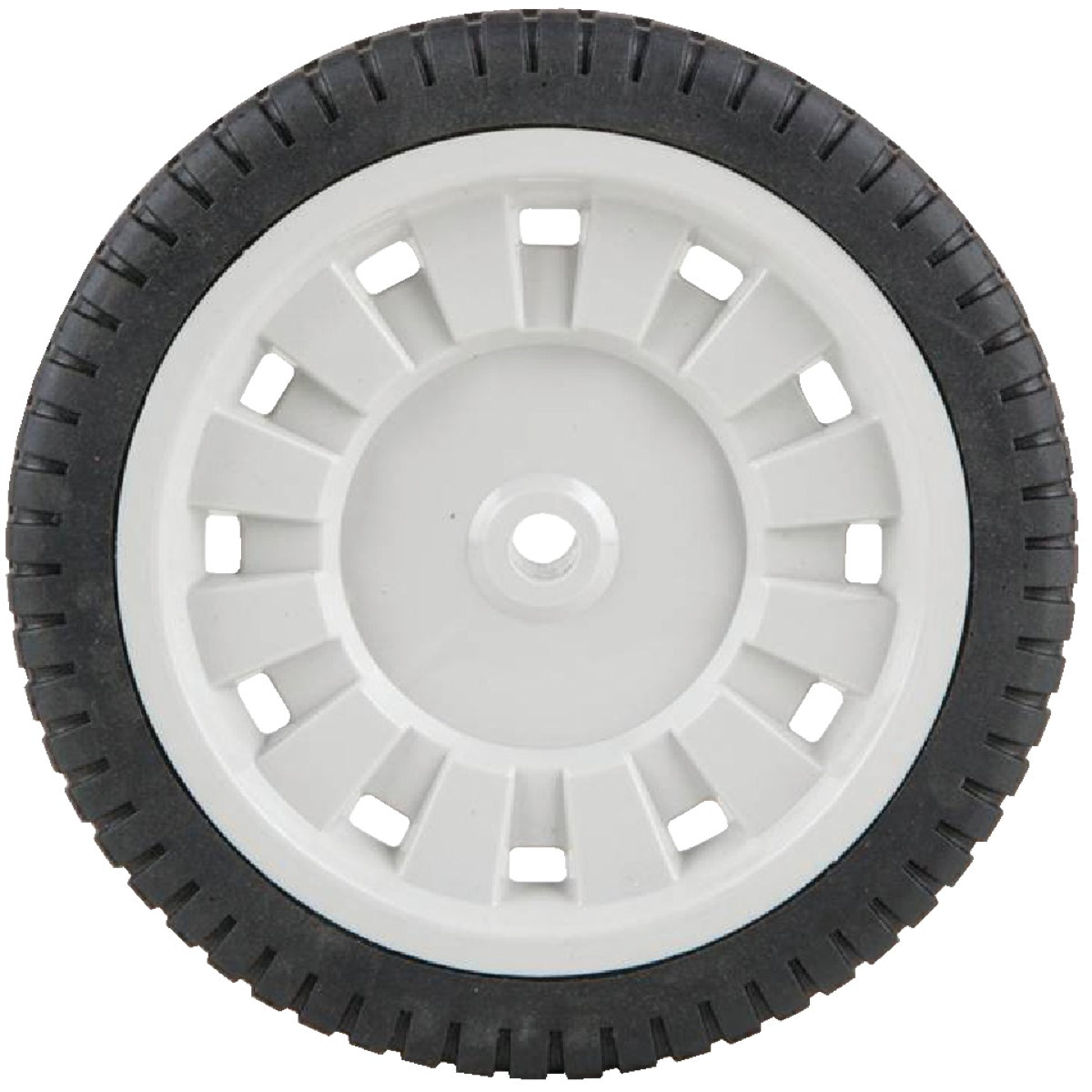 "8"" UNVRSL PLASTIC WHEEL - 490-322-0011 by Arnold Corp"