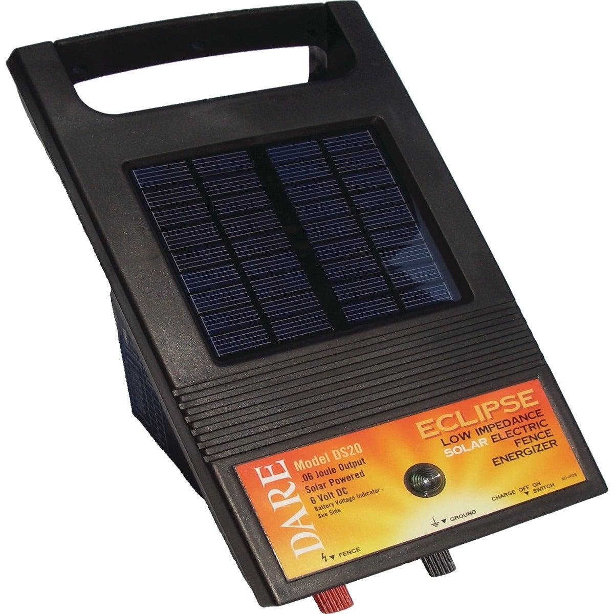 6V SOLAR ENERGIZER