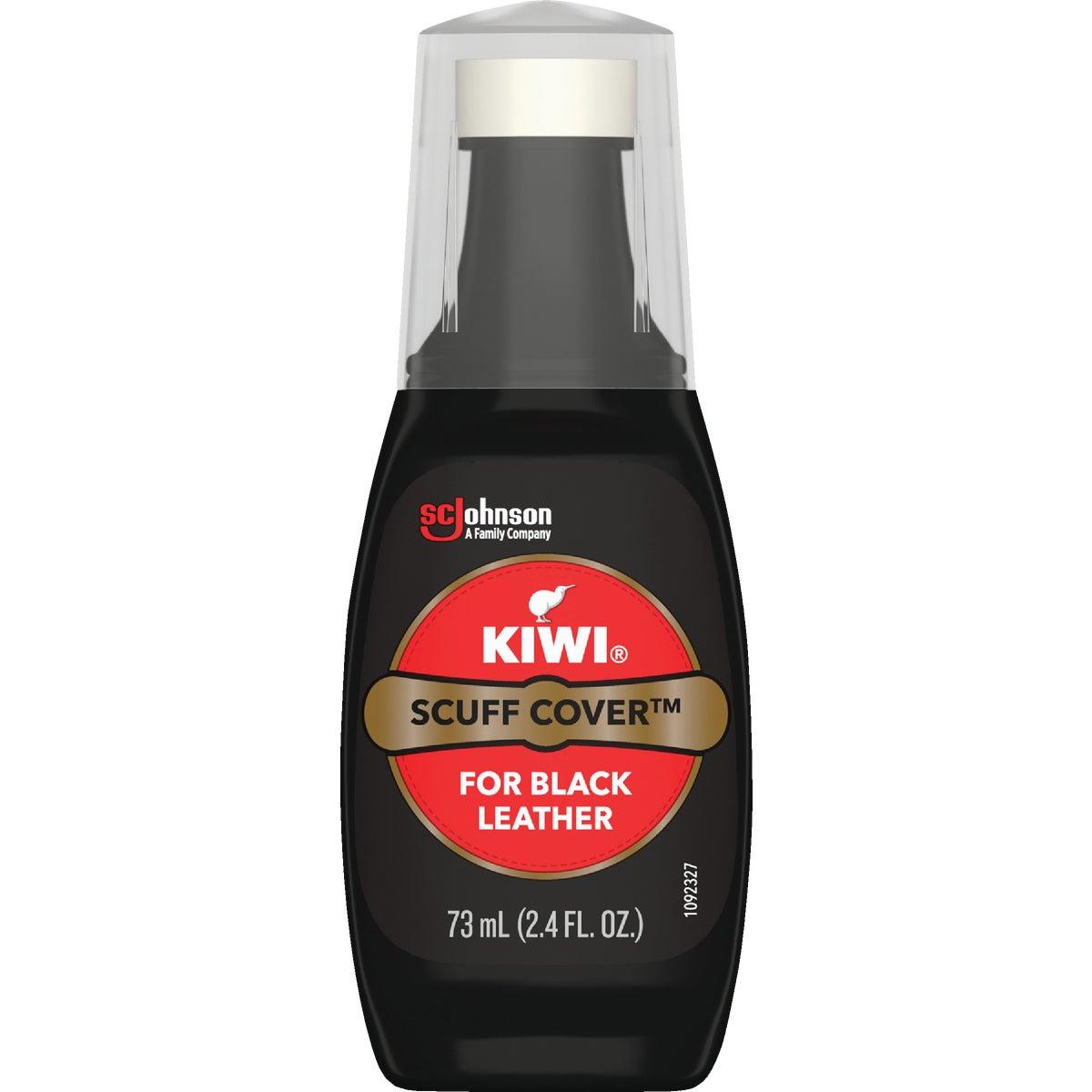 Kiwi Scuff Cover Black, 2.4 oz