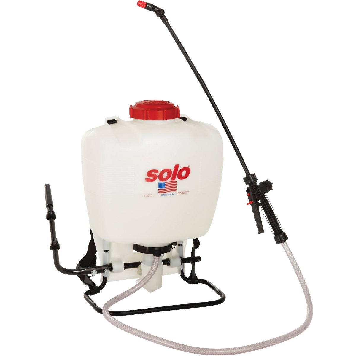 4GL BACKPACK SPRAYER - 425 by Solo Inc