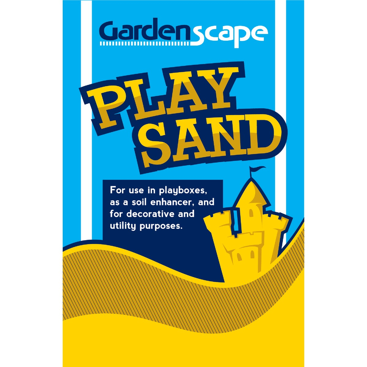 .5CF PLAY SAND - 55141 by Pavestone Company Lp