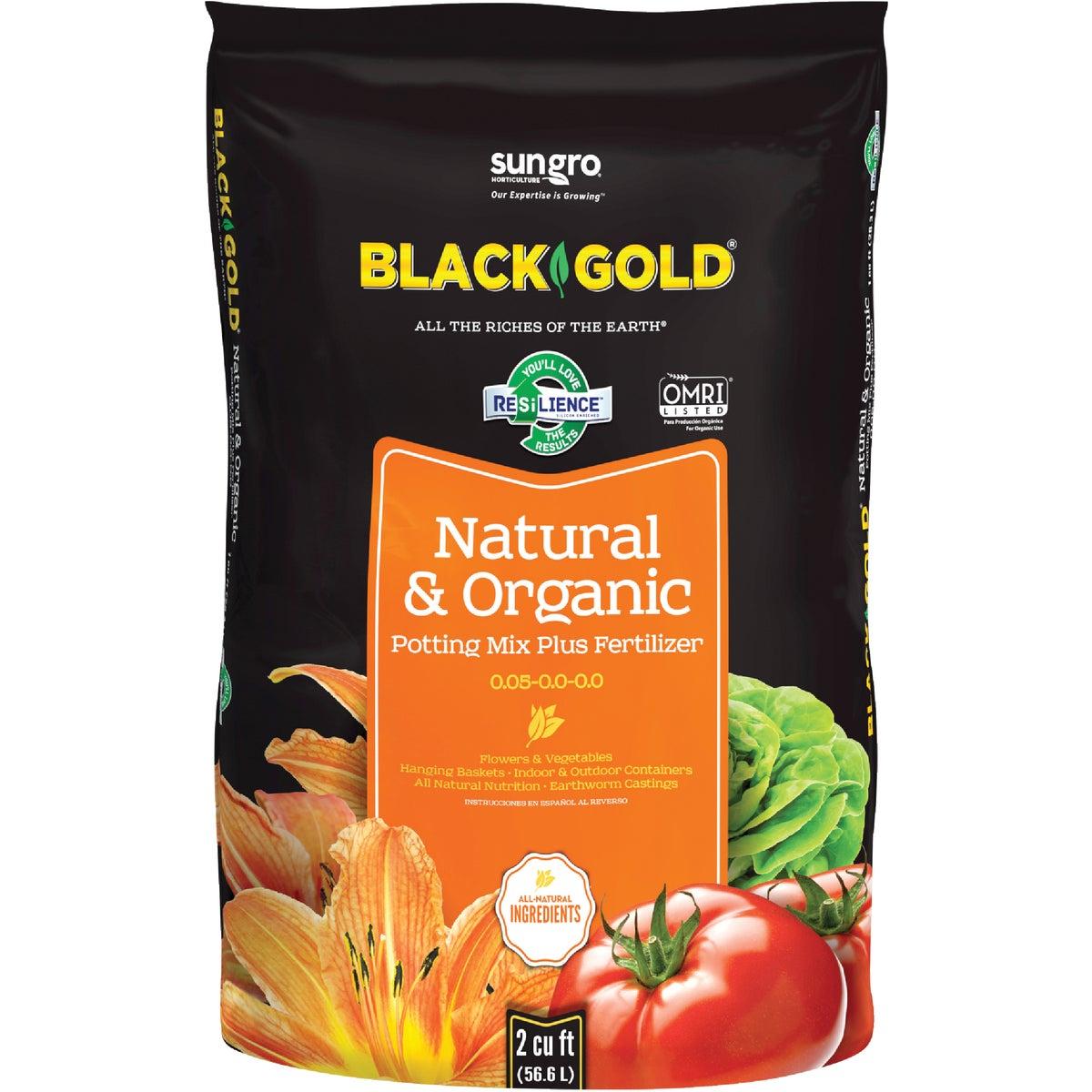 2.0CF BG NTRL/ORGNC SOIL - 1402040.CFL002P by Sun Gro Horticulture