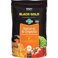 Black Gold Natural & Organic Potting Soil, 1402040.CFL002P