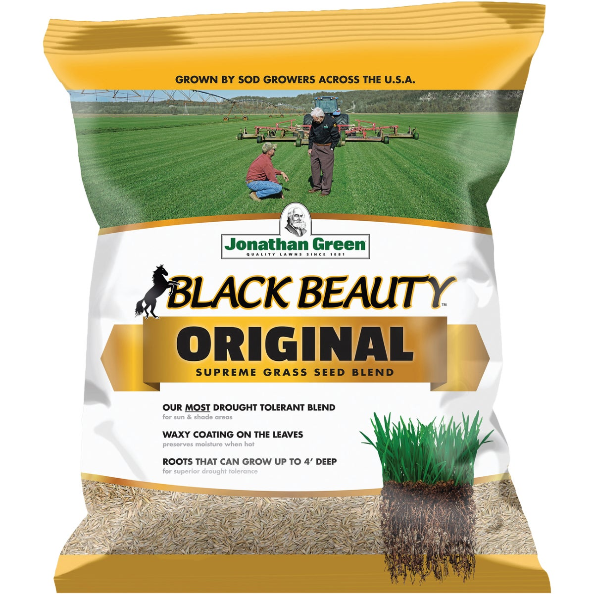 5LB BLACK BEAUTY SEED - 10318 by Jonathan Green