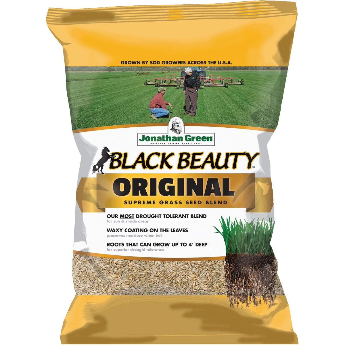 25LB BLACK BEAUTY SEED - 10315 by Jonathan Green