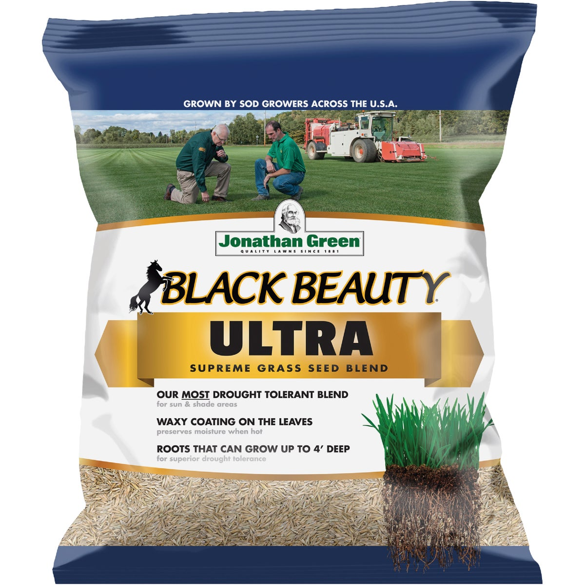7LB ULTRA BLACK BEAUTY - 10322 by Jonathan Green