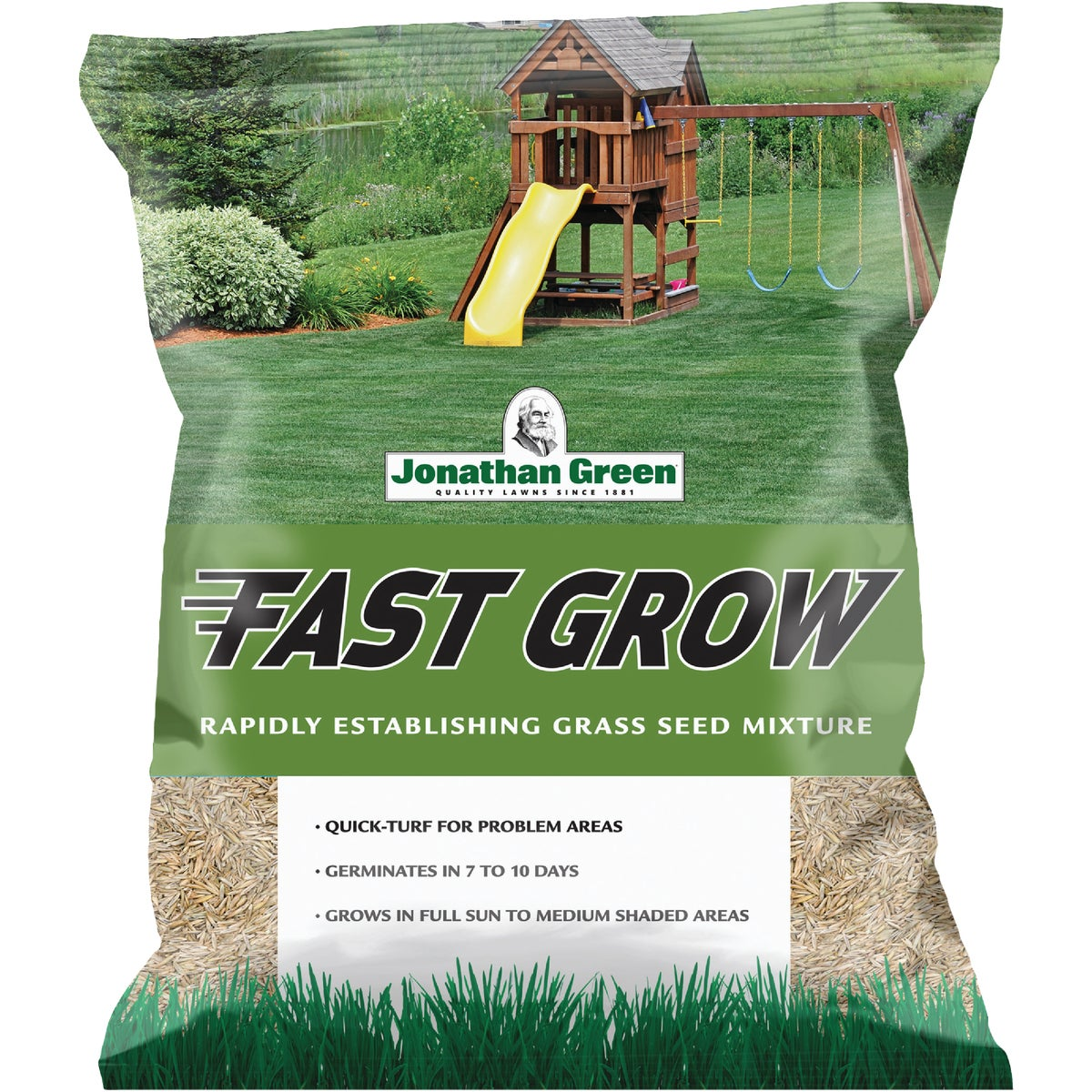 3LB FAST GROW SEED - 10820 by Jonathan Green