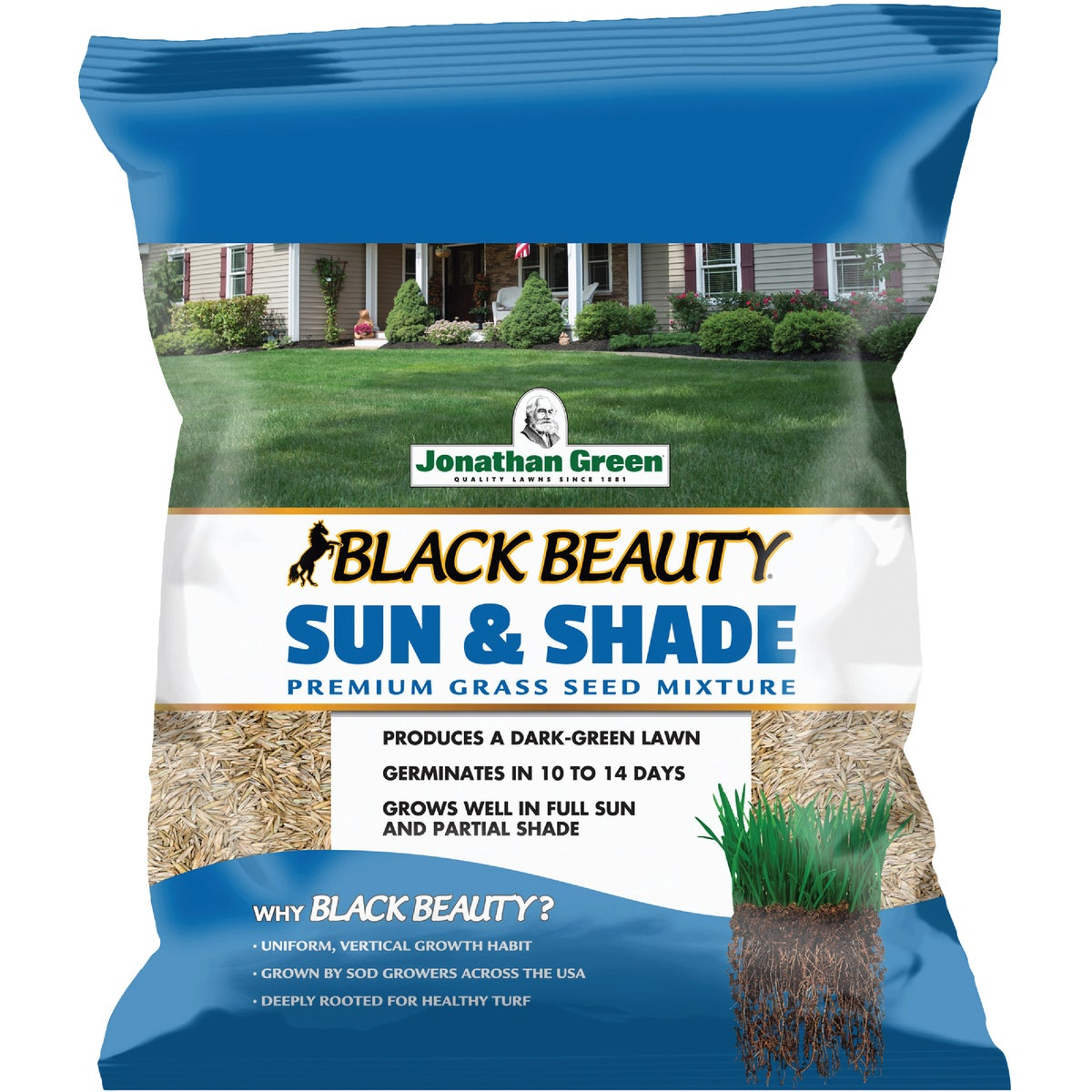3LB SUN & SHADE SEED - 12002 by Jonathan Green