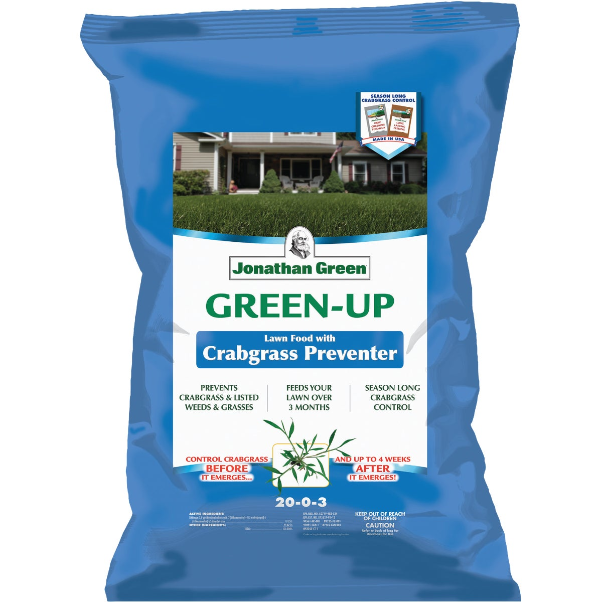 15M CRABGRASS PREVENTER - 10459 by Jonathan Green