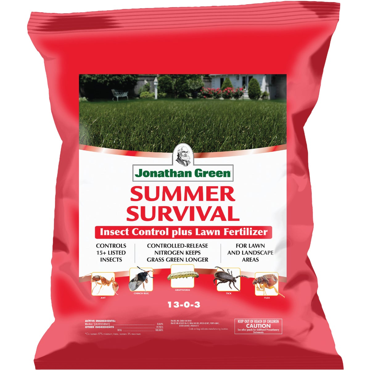 5M SUMR SURV FERTILIZER - 12011 by Jonathan Green