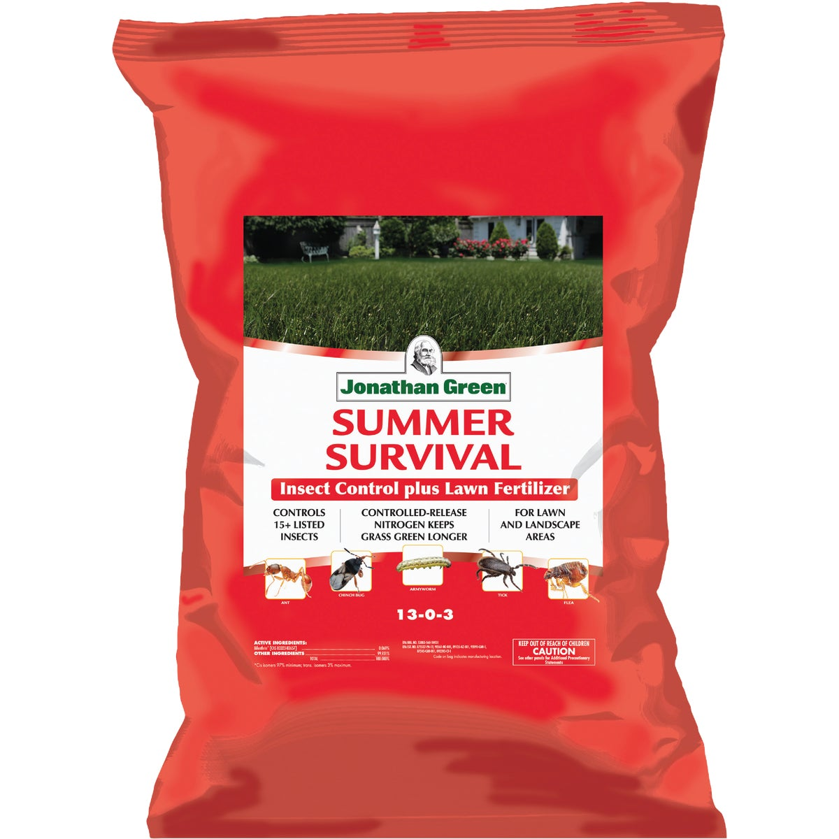 15M SUMR SURV FERTILIZER - 12015 by Jonathan Green