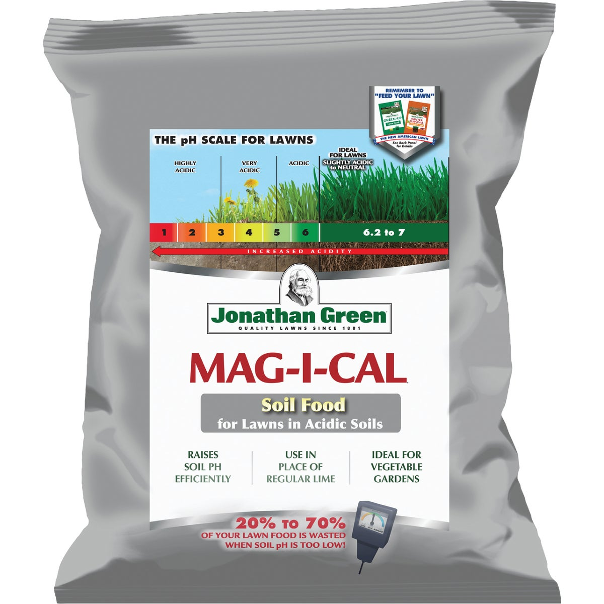 5M MAG-I-CAL FERTILIZER