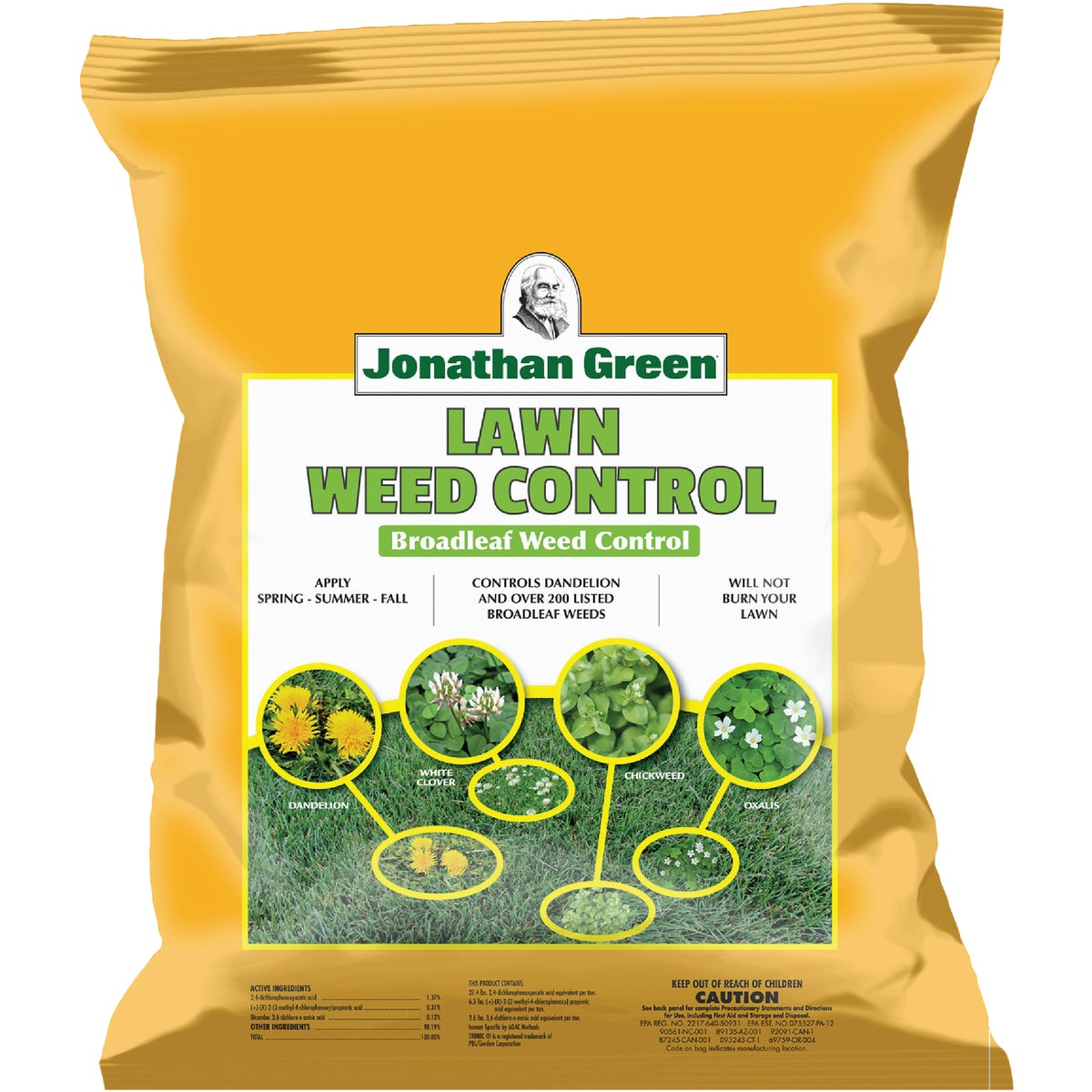 5M LAWN WEED CONTROL - 12195 by Jonathan Green