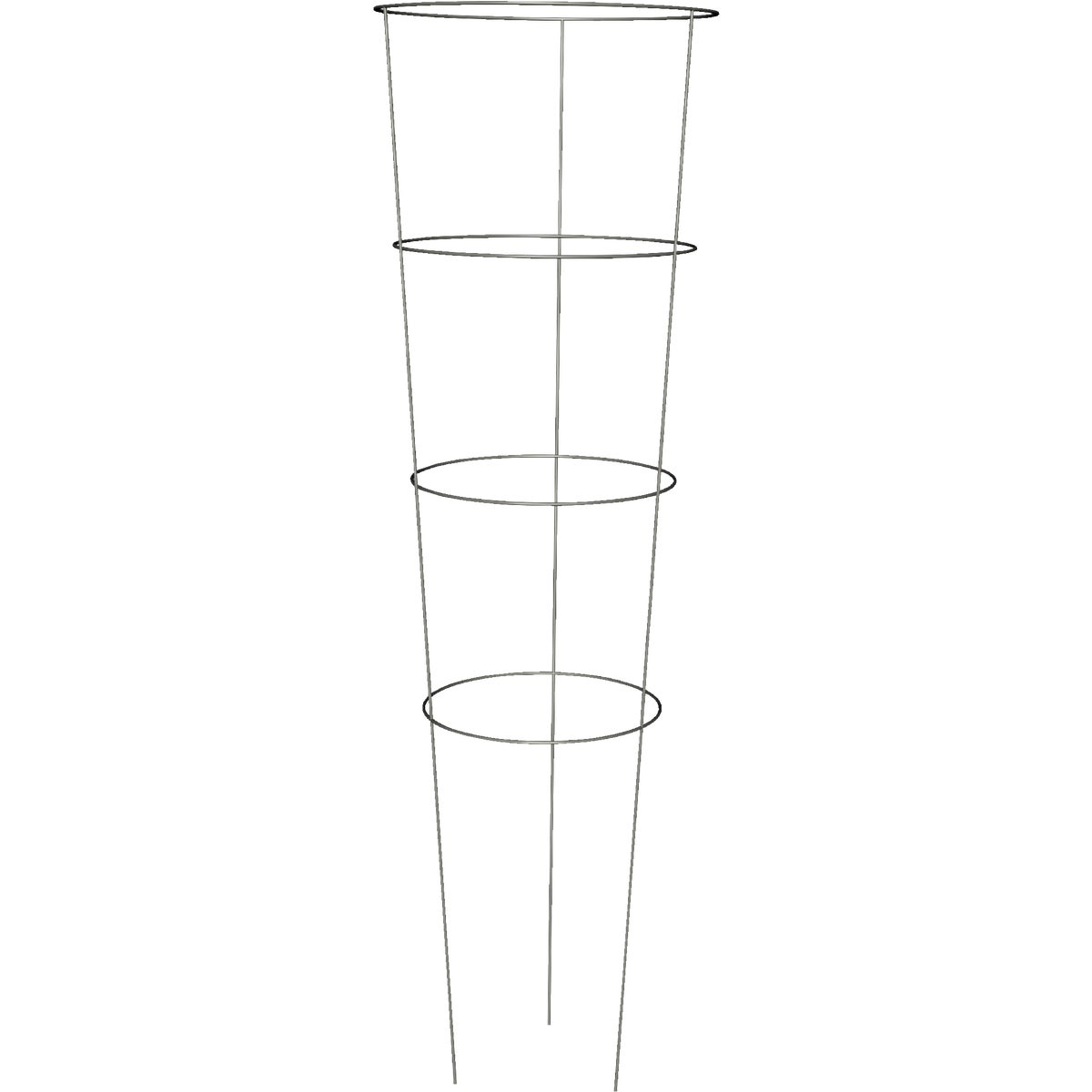 """4R/3L 42"""" TOMATO CAGE - 89729 by Panacea Products"""