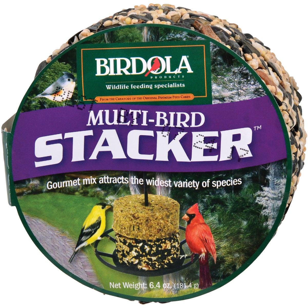 MULTI-BIRD STACKER CAKE - 54610 by United Pet Group