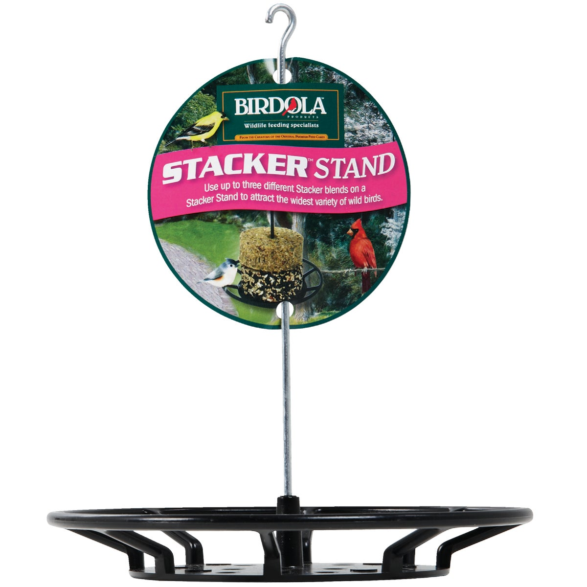 STACKER STAND FEEDER
