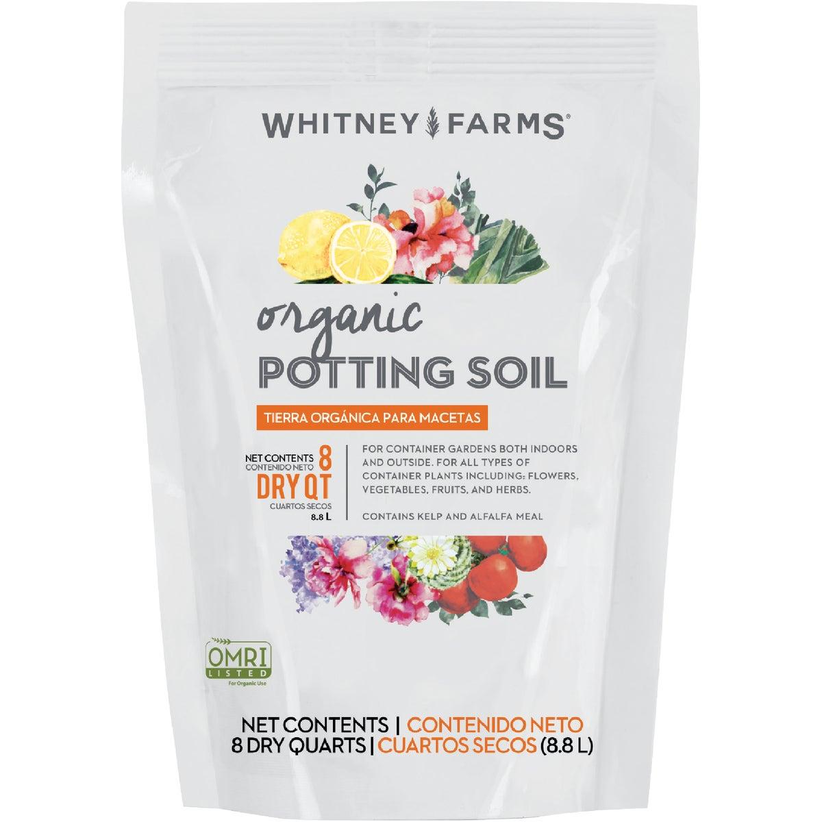 Scotts Organics 8QT WF ORGANIC POT SOIL 71678240