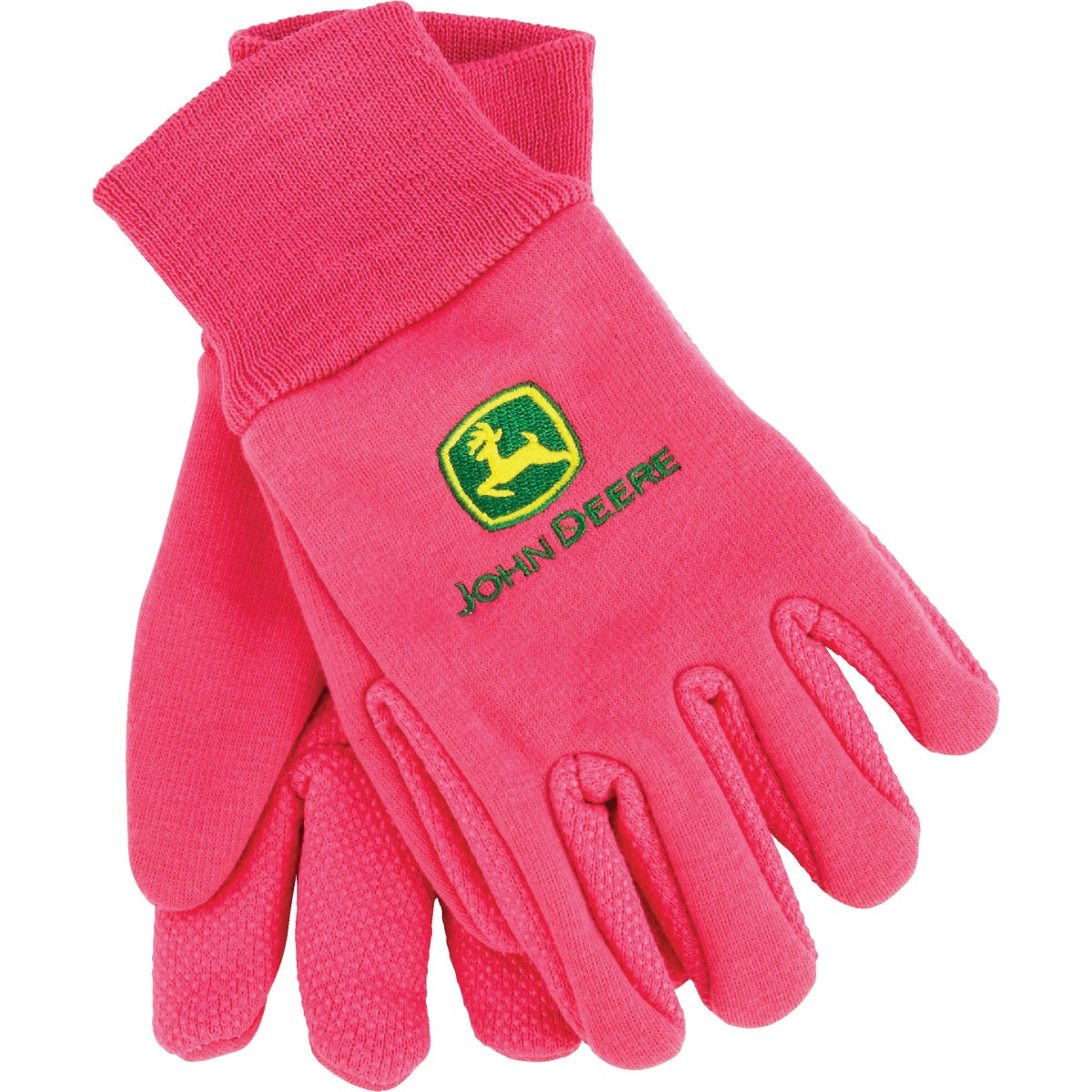 YOUTH PINK JERSEY GLOVE - JD00003/Y by West Chester Incom