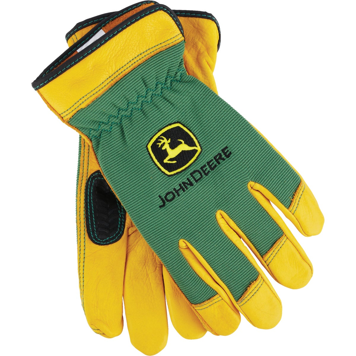 LRG DEERSKIN LTHR GLOVE - JD00008/L by West Chester Incom
