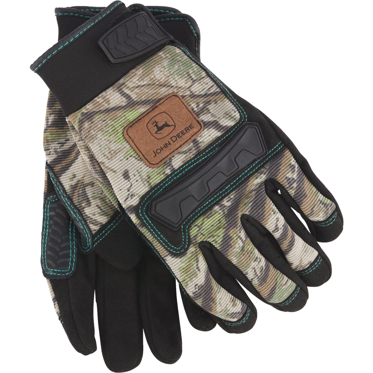 LRG CAMO SYNTHETIC GLOVE - JD00011/L by West Chester Incom