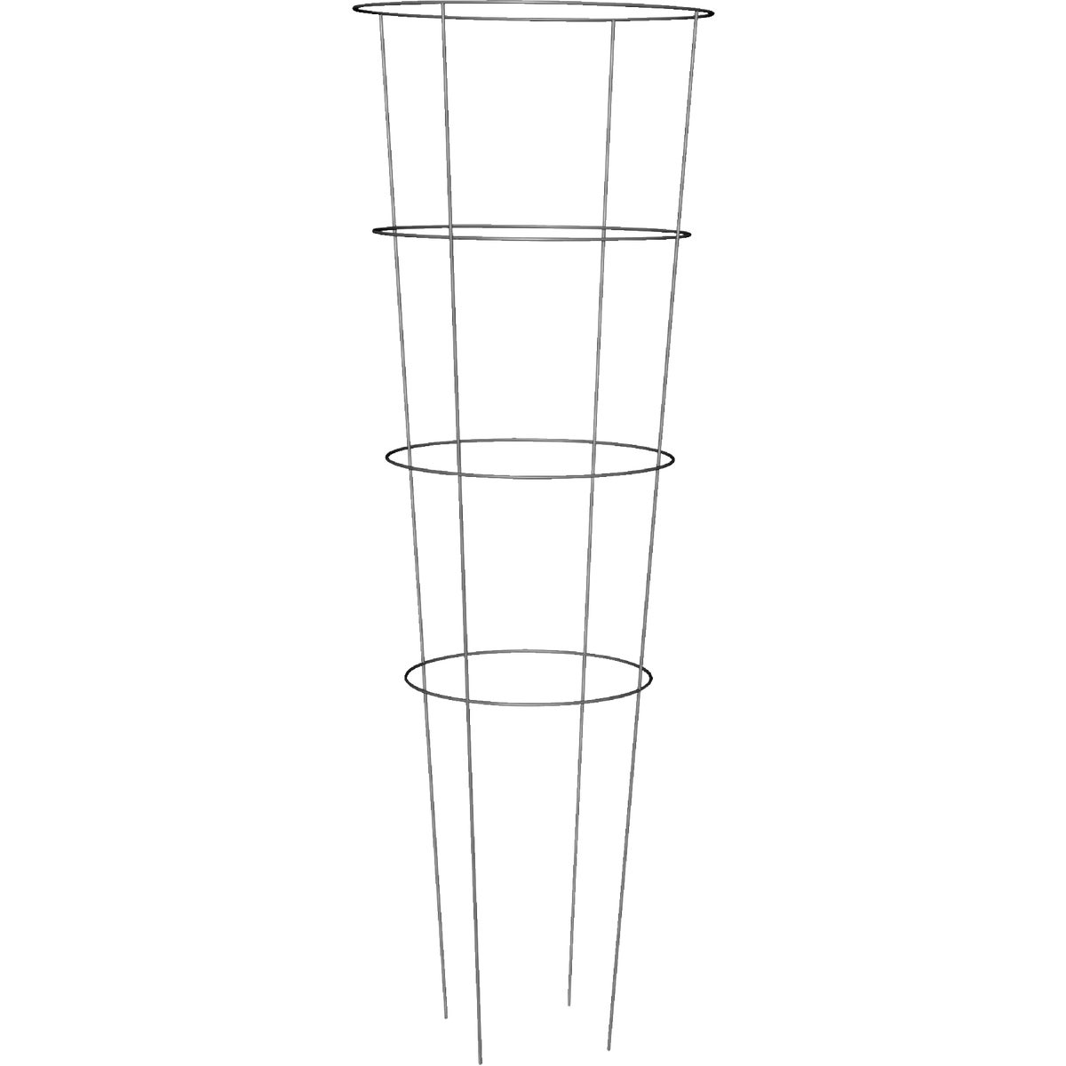 """4R/4L 54"""" TOMATO CAGE - 89726 by Panacea Products"""