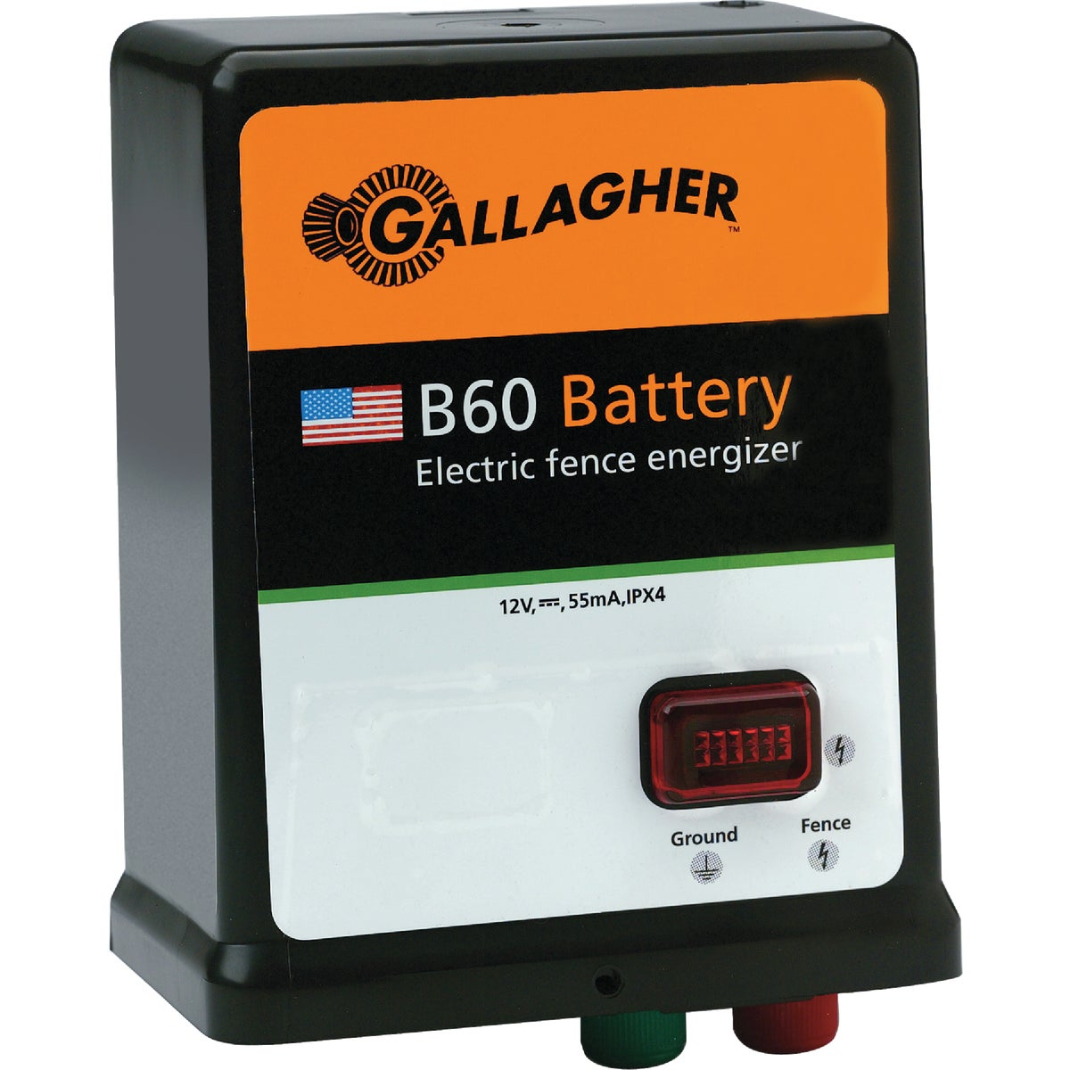 B60 12V BATTERY - G351504 by Gallagher