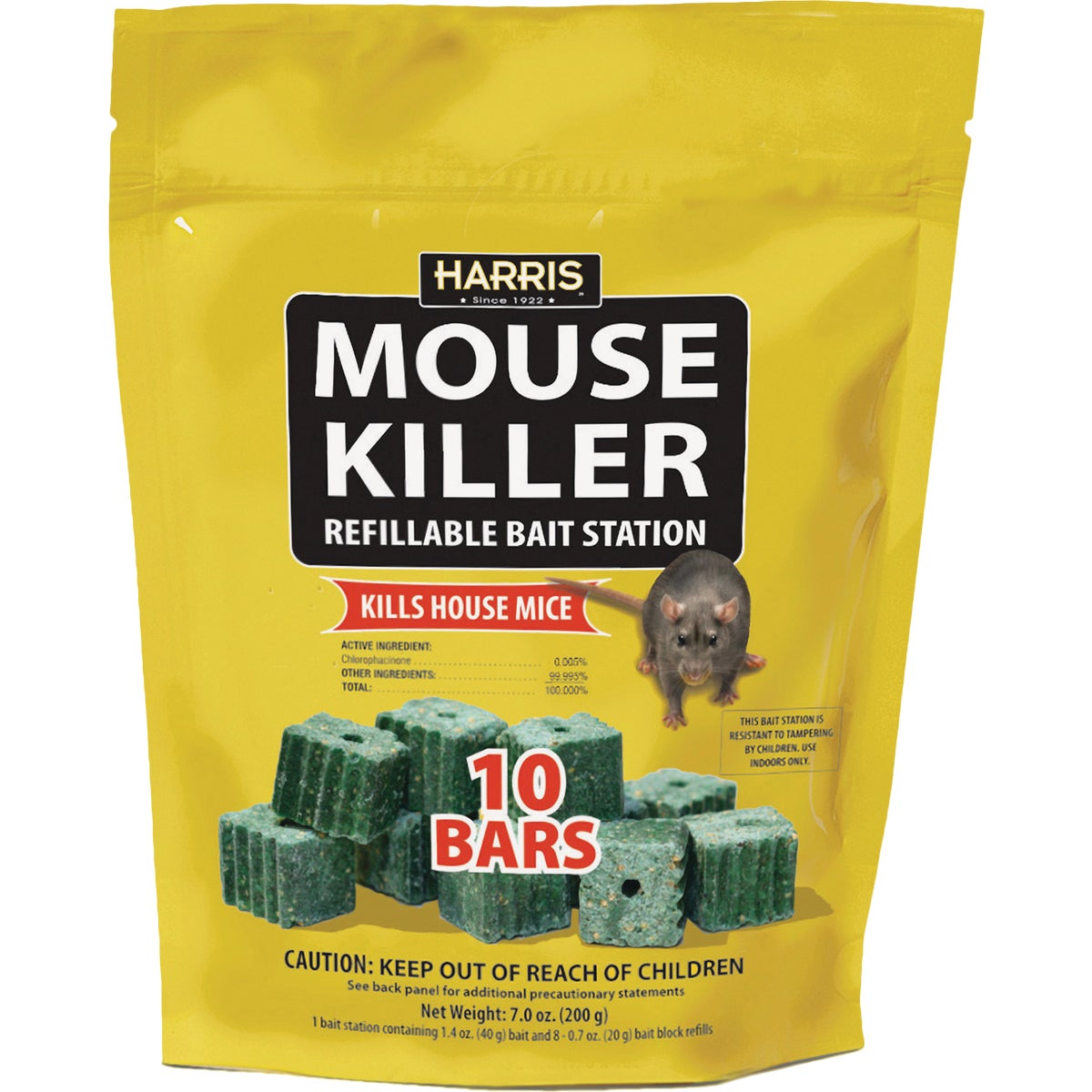 MOUSE BARS & REFILL STA - MBARS by Pf Harris Mfg Co Llc