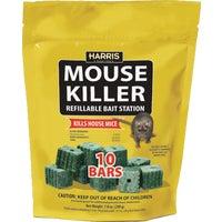 Harris Mouse Killer Refillable Mouse Bait Station, MBARS
