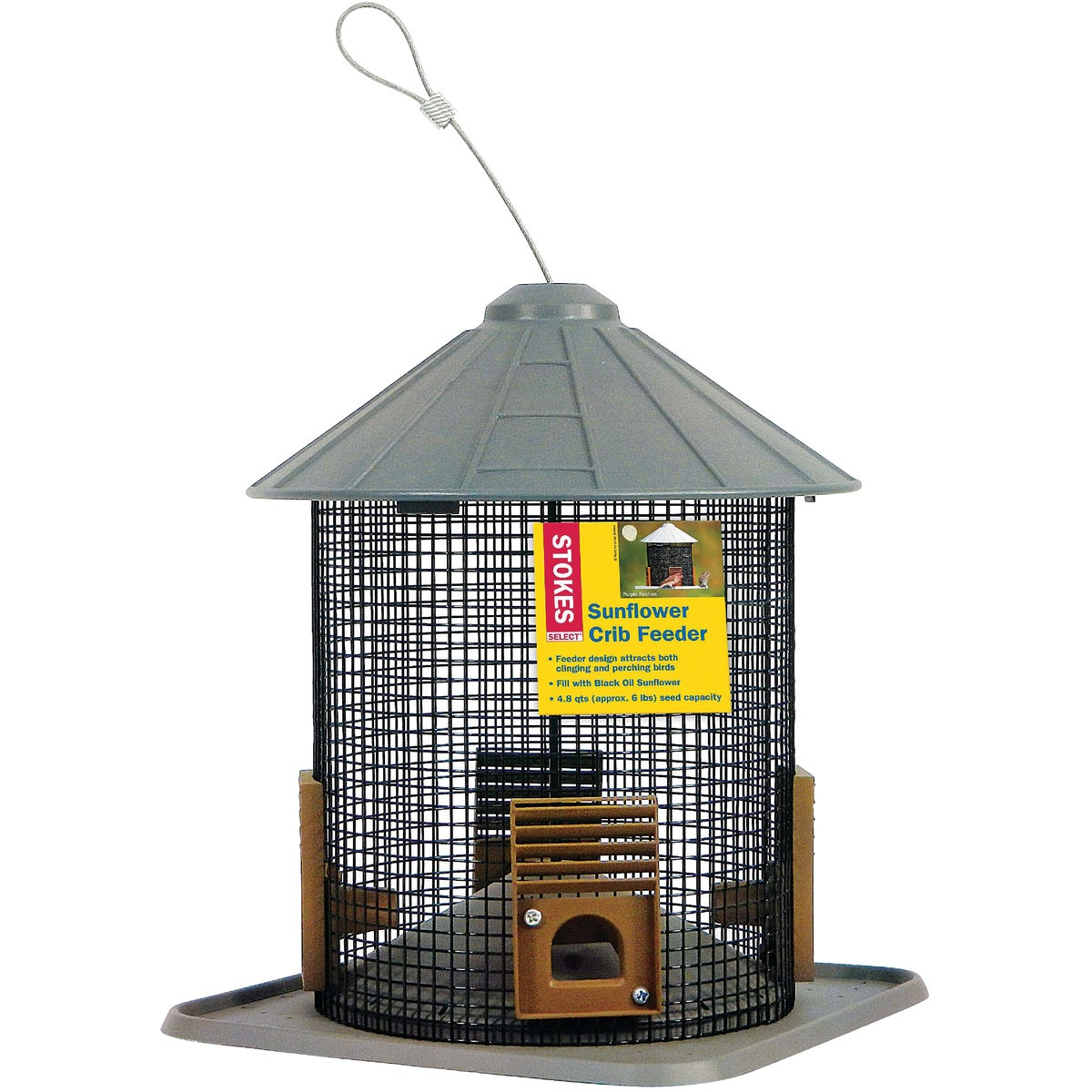 SUNFLOWER CRIB FEEDER - 38220 by Hiatt Mfg