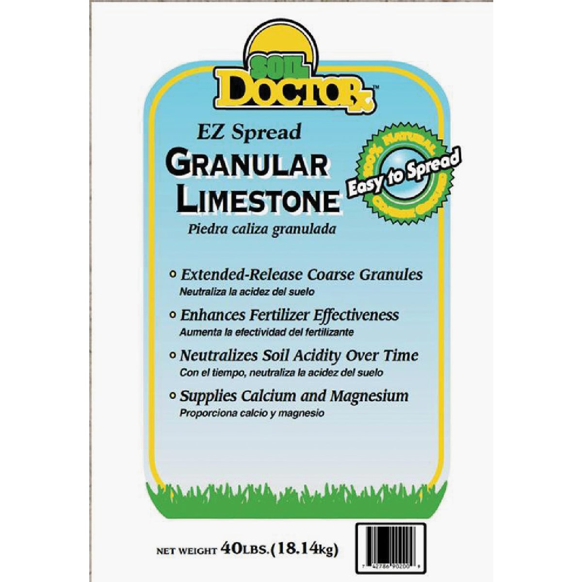 40LB GRANULAR LIME - 54055026 by Old Castle Retail