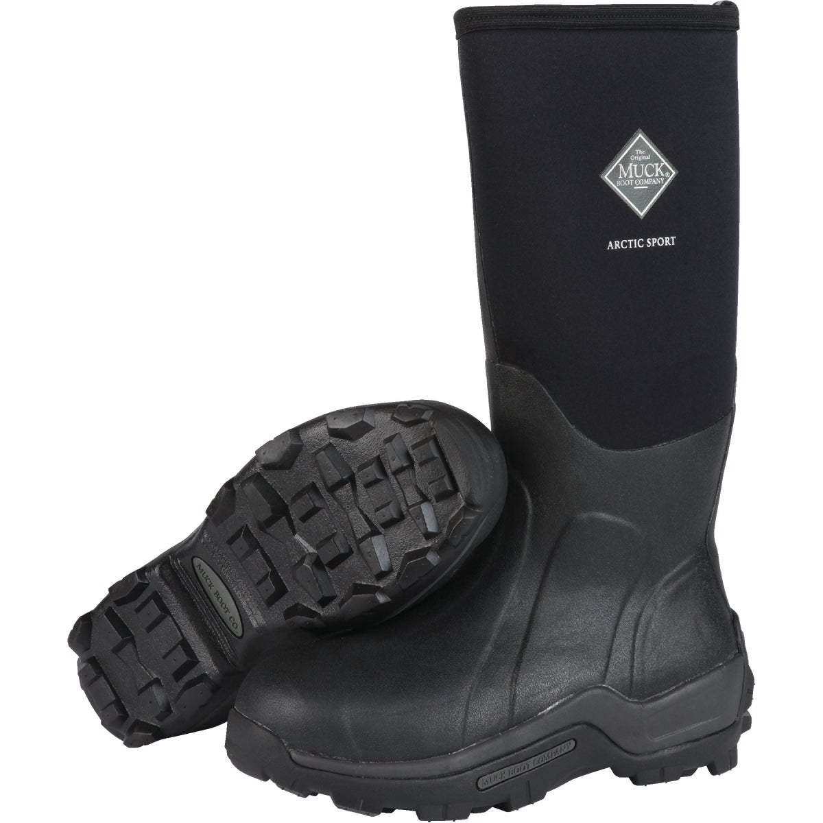 SZ 9 ARTIC SPORT HI BOOT - ASP000-9 by Muck Boot Team J