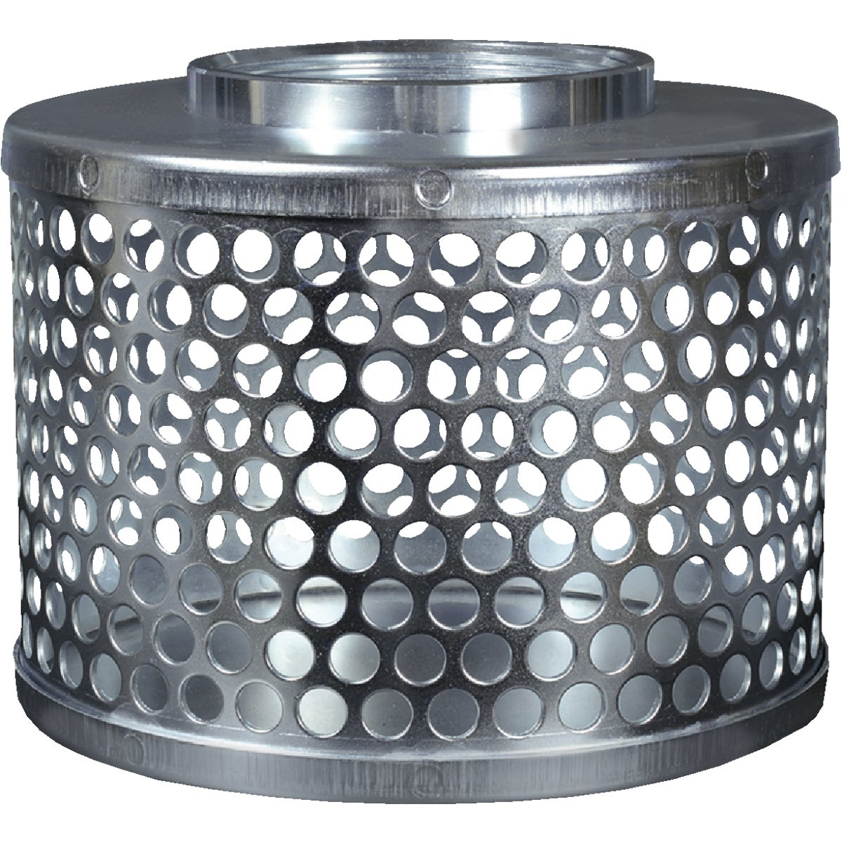 "1-1/2"" PL STEEL STRAINER - 70000008 by Apache Hose Belting"